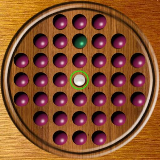 Marbles Solitaire Classic - Brainvita Board Game iOS App