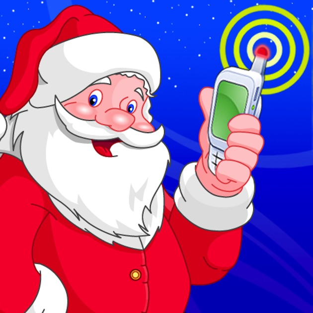 pre nol santas magic phone french on the app store