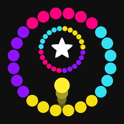 Pinout The Hole And Fit in Color iOS App