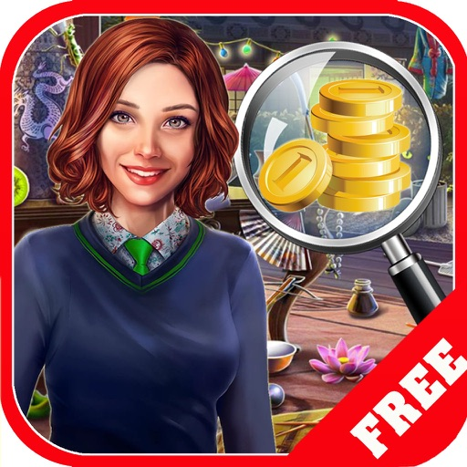 Free Hidden Objects:Collecting Money Hidden Object iOS App