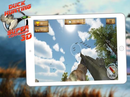 Duck Hunting Super Commander Screenshots