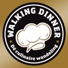 Walking Dinner logo