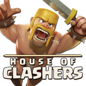House of Clashers - Clash of Clans CoC Tips, Tactics, Strategies, Gems and Videos Free Guide icon