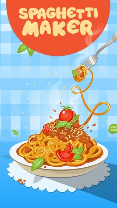 スパゲティメーカー - 子供向けイタリアン... screenshot1