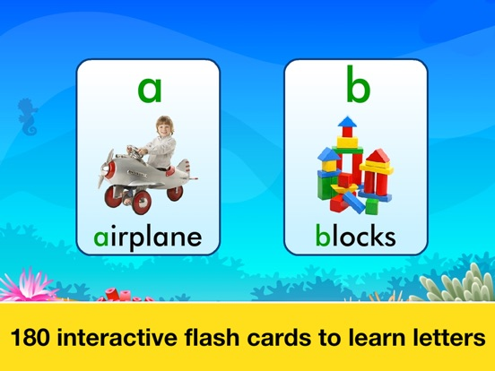Letter quiz • Alphabet School & ABC Games 4 Kids Screenshots