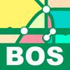 Boston Transport Map - Subway Map