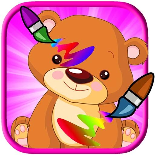 Peppa Bear Explorer Coloring Book Game Version iOS App