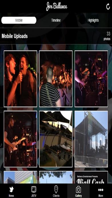 DJ Joe Ballance Screenshot