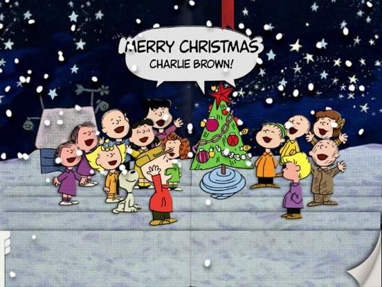 A Charlie Brown Christmas + iMessage Sticker Pack! on the App Store