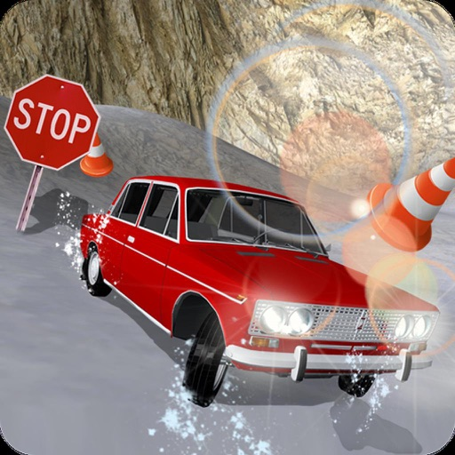 Russian Winter Drift VAZ 2106 iOS App