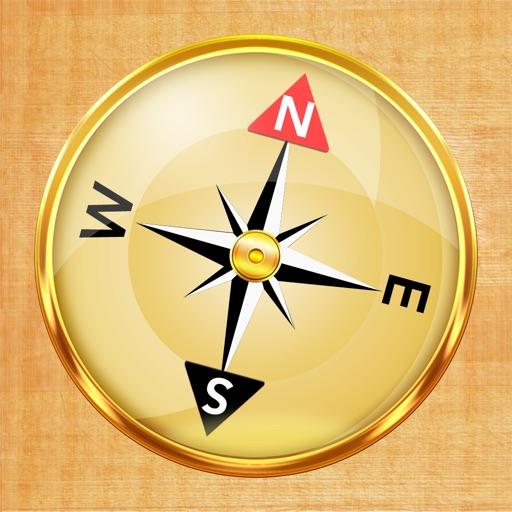 指南针 hd 免费 iphone游戏下载-应用汇ios站