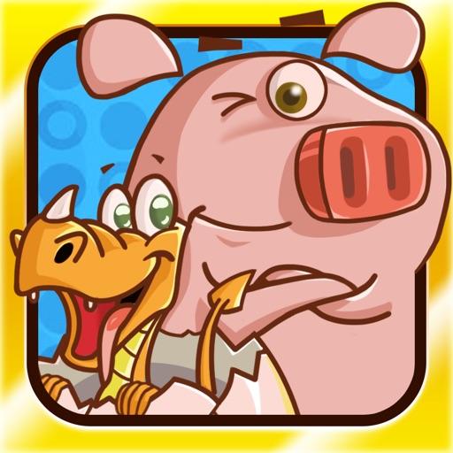 宝宝恐龙世界之旅-家庭必备儿童亲子启蒙免费游戏