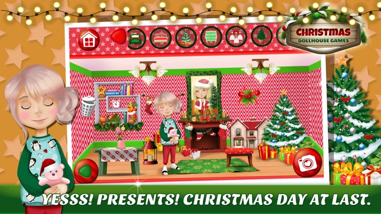 Christmas Doll House Games 3D: My Home Design.Er By Nenad Cvetkovic