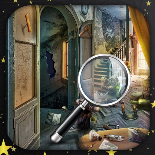 Hidden Objects Of A Hotel Of Illusion iOS App