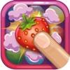Fruit Splash - Crush Match 3 puzzle fruit interactive