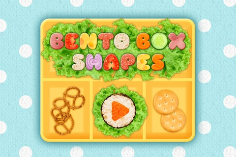 Bento Box Shapes screenshot 1