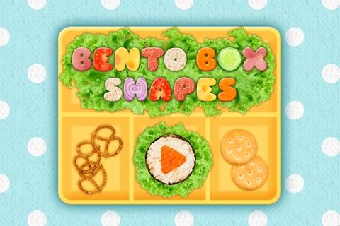 Bento Box Shapes screenshot 1