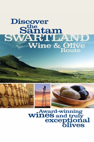 Swartland Wine and Olive Route screenshot 1