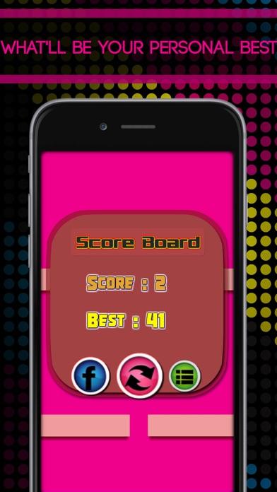 Ball Tap Twist - Fun Arcade Hop Game for iPhone Screenshot