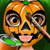 Halloween Face Paint Spa - Kids Makeup Salon Games