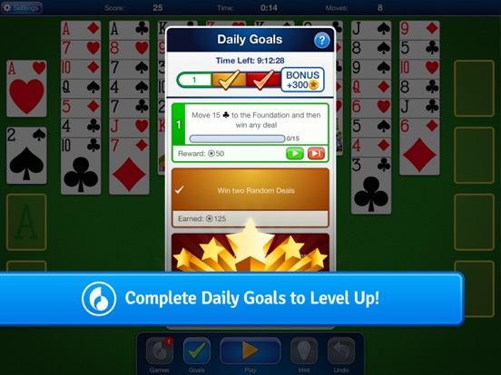 FreeCell Solitaire Card Game iPad
