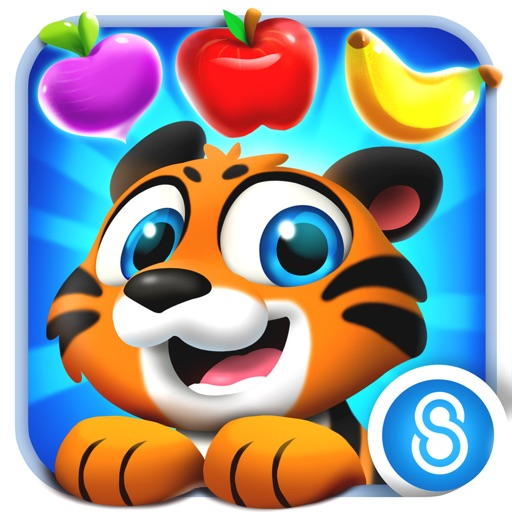 Hungry Babies Mania: Pet Puzzle Match 3 Games