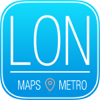 London Travel Guide with Offline City Map and Tube