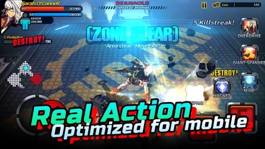 Smashing The Battle Screenshot