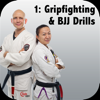 BJJ Gripfighting and Essential Drills, Bigstrong 1