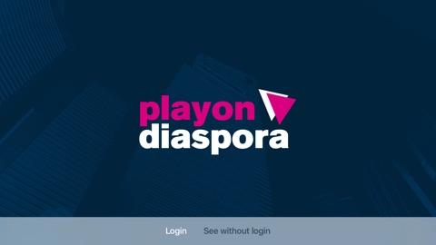 Screenshot #6 for playondiaspora