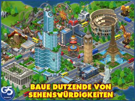 Virtual City Playground®: Building Tycoon HD Screenshot