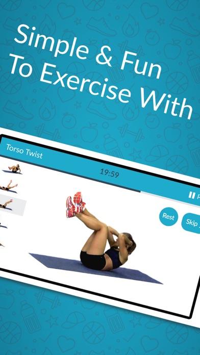 最好腹肌健身 Best Abs Fitness截图2