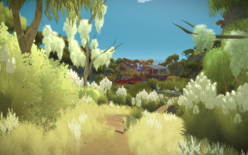 App Store Screenshot of The Witness
