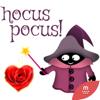 MojiLaLa - Cute Little Wizard stickers 2 artwork