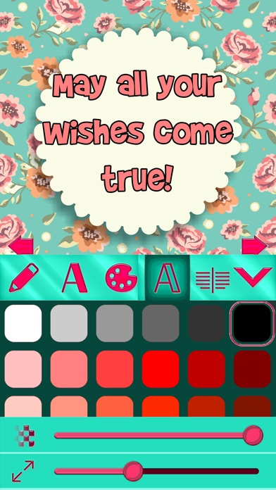 Happy Birthday Cards – Free Bday e.Card.s Maker Screenshot on iOS