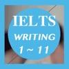 IELTS Writing 1-11 剑桥雅思写作真题