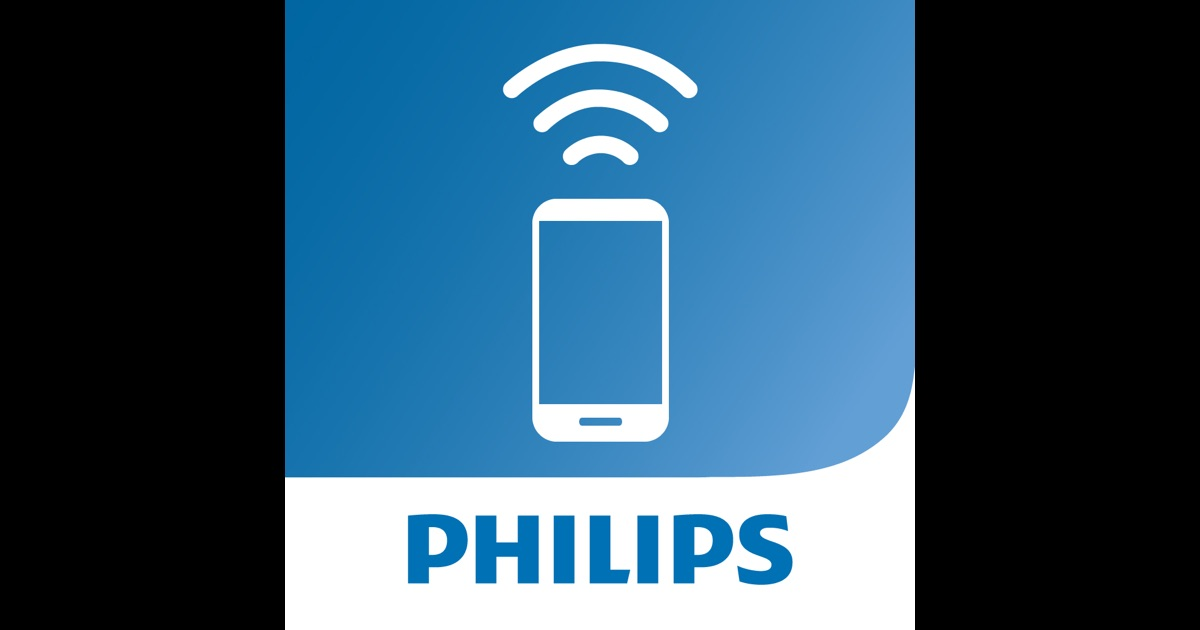 philips tv remote app im app store. Black Bedroom Furniture Sets. Home Design Ideas