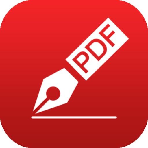 PDF Editor Pro - for Adobe PDF Sign & Fill Forms iOS App