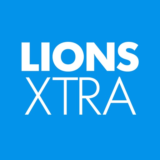 Lions Xtra Icon