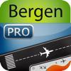 Bergen Airport Pro (BGO) + Flight Tracker