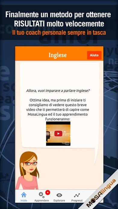 Learn English quickly - MosaLingua Screenshots