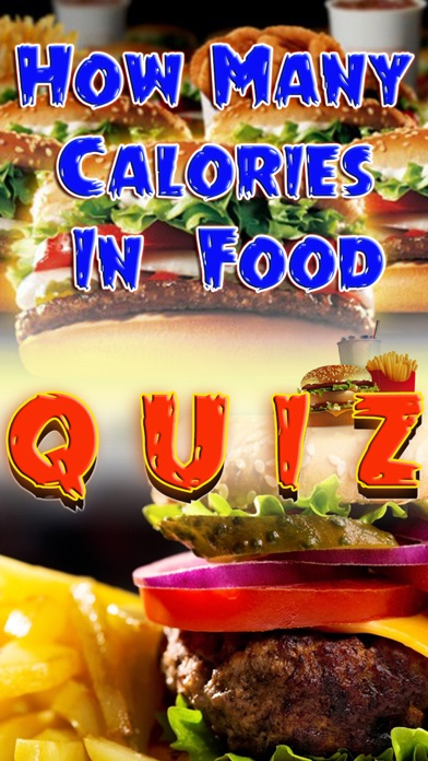 Calories In Food Quiz - Chefs Weight Loss Trivia App ...