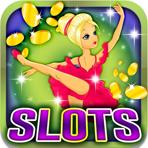 Dance Class Slots: Move your body freely iOS App