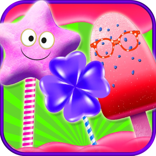 Ice Candy Cooking Game – Candy Maker Games iOS App