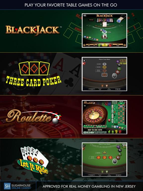 Sugarhouse casino virtual roster online