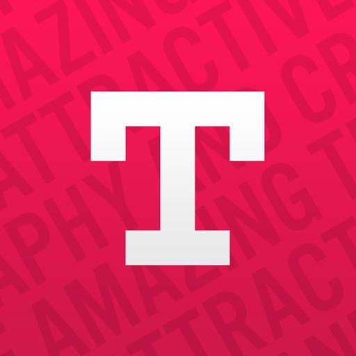 Typorama - Typography Generator & Graphic Design