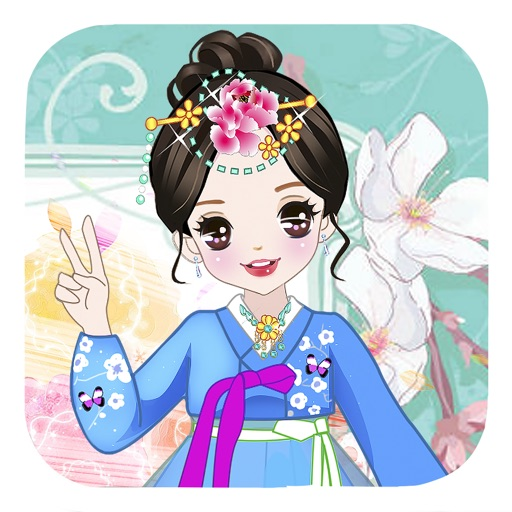 Makeover beauty princess - Dress up game for girls iOS App