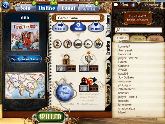 Screenshot 4 Ticket to Ride