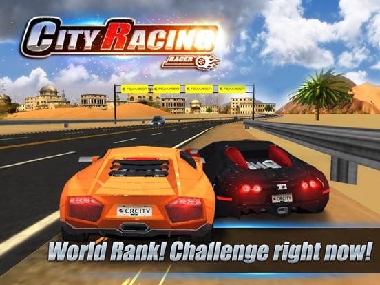 City Racing 3D для iPad