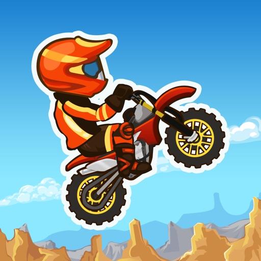 Extreme Bike Trip By Roofdog Games Inc